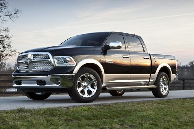 2013 Dodge Ram 1500 New Car Review  Autotrader
