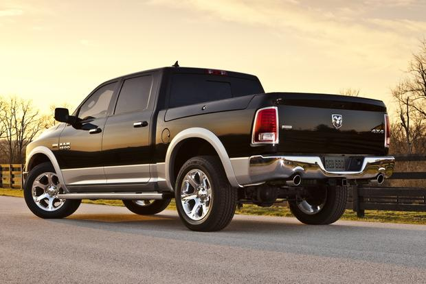 2013 Dodge Ram 1500: New Car Review featured image large thumb2