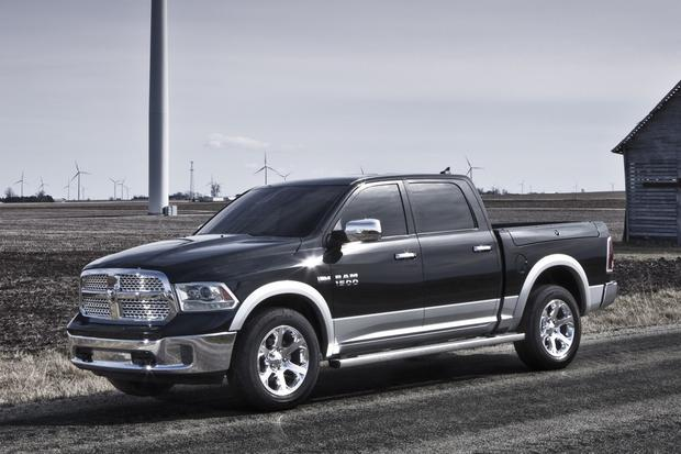 2013 Dodge Ram 1500: New Car Review featured image large thumb5