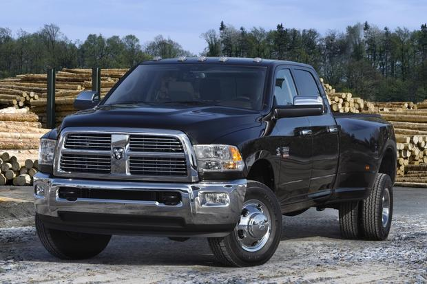 2012 Dodge Ram HD: New Car Review featured image large thumb1