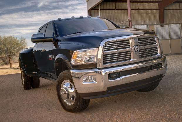 2012 Dodge Ram HD: New Car Review featured image large thumb2