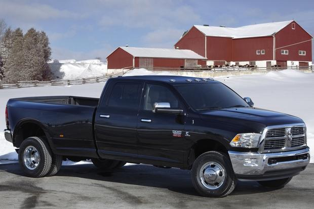 2012 Dodge Ram HD: New Car Review featured image large thumb3