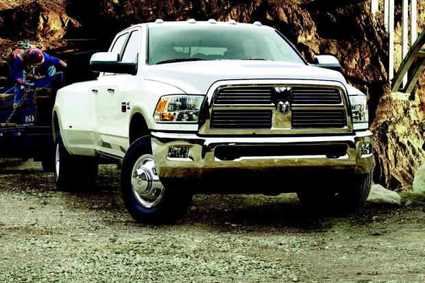 2012 Dodge Ram HD: New Car Review featured image large thumb7
