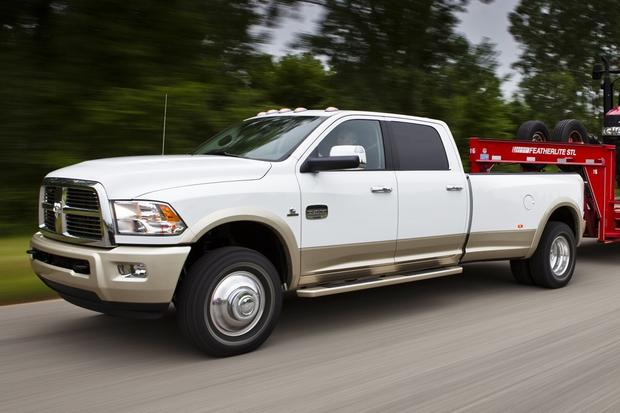 2012 Dodge Ram HD: New Car Review featured image large thumb10