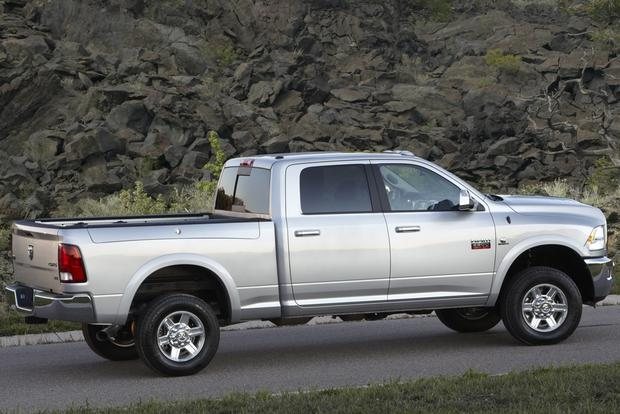 2012 Dodge Ram HD: New Car Review featured image large thumb11