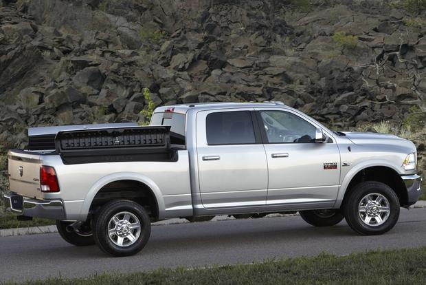 2012 Dodge Ram HD: New Car Review featured image large thumb13