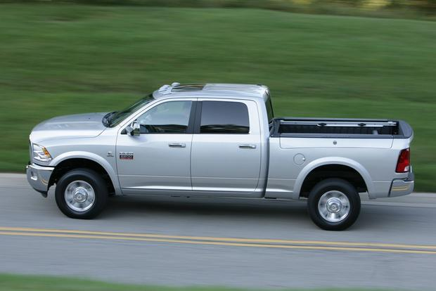 2012 Dodge Ram HD: New Car Review featured image large thumb14