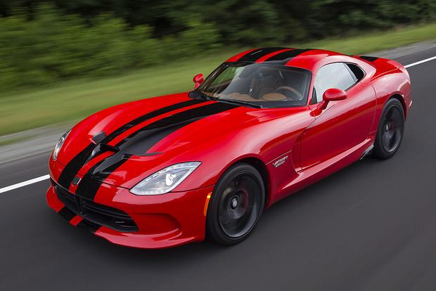 2017 Dodge Viper: New Car Review featured image large thumb0