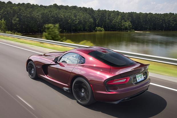 2017 Dodge Viper: New Car Review featured image large thumb2