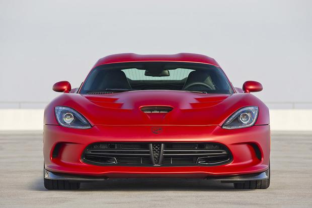 2017 Dodge Viper: New Car Review featured image large thumb3
