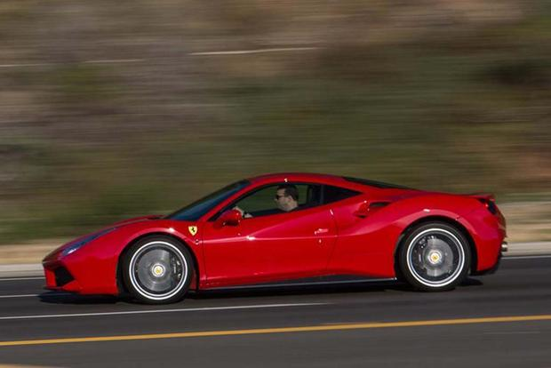 2016 Ferrari 488 GTB: Overview featured image large thumb4