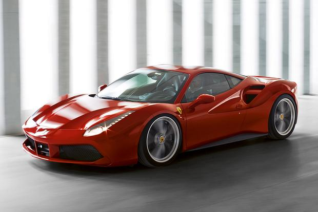 2017 Ferrari 488 GTB and Spider: Overview featured image large thumb0