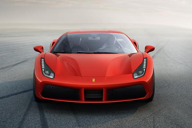 2017 Ferrari 488 GTB and Spider: Overview featured image large thumb2