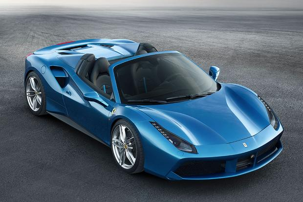 2017 Ferrari 488 GTB and Spider: Overview featured image large thumb3