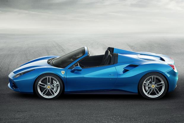 2017 Ferrari 488 GTB and Spider: Overview featured image large thumb6