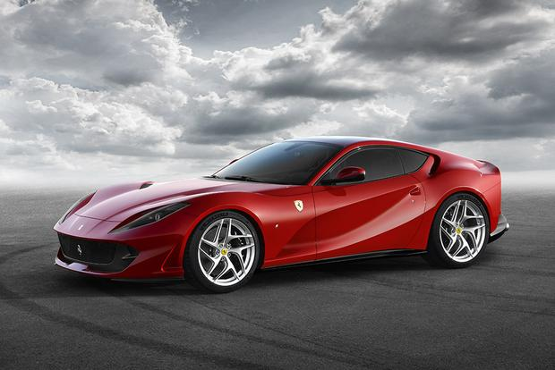 2018 ferrari suv. beautiful ferrari 2018 ferrari 812 superfast overview featured image large thumb0 throughout ferrari suv