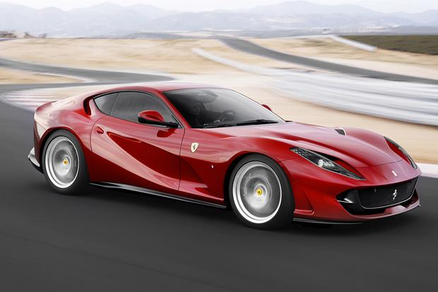 2018 ferrari. exellent 2018 2018 ferrari 812 superfast overview featured image large thumb2 throughout ferrari