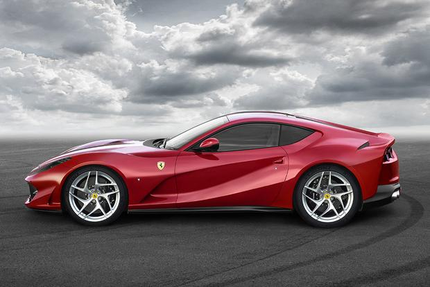 2018 ferrari lineup. delighful lineup 2018 ferrari 812 superfast overview featured image large thumb4 throughout ferrari lineup