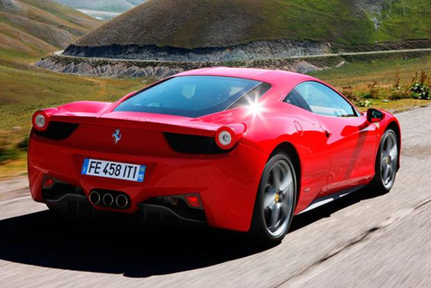 2015 Ferrari 458 Italia: Overview featured image large thumb1