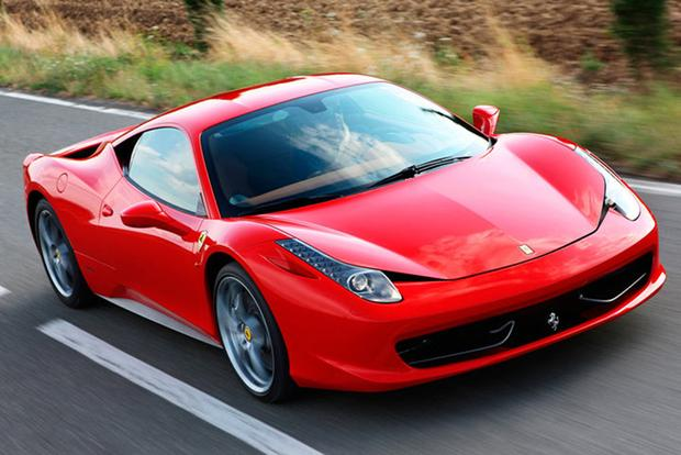 2015 Ferrari 458 Italia: Overview featured image large thumb0