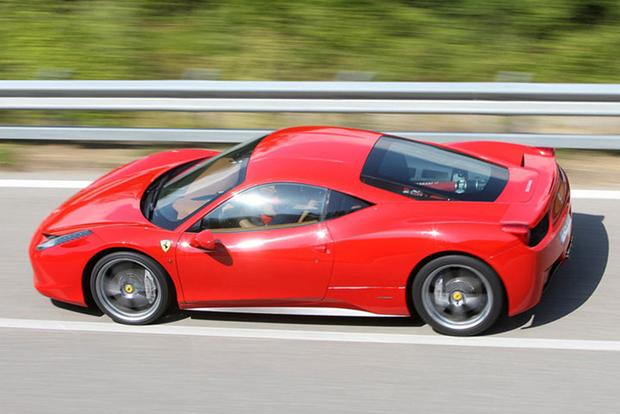 2015 Ferrari 458 Italia: Overview featured image large thumb3