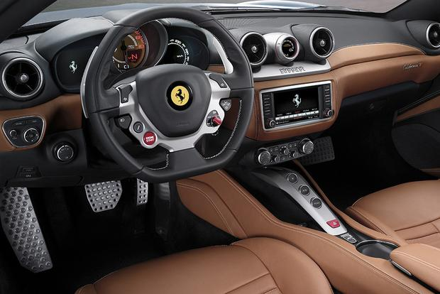 2017 Ferrari California T Overview , Autotrader