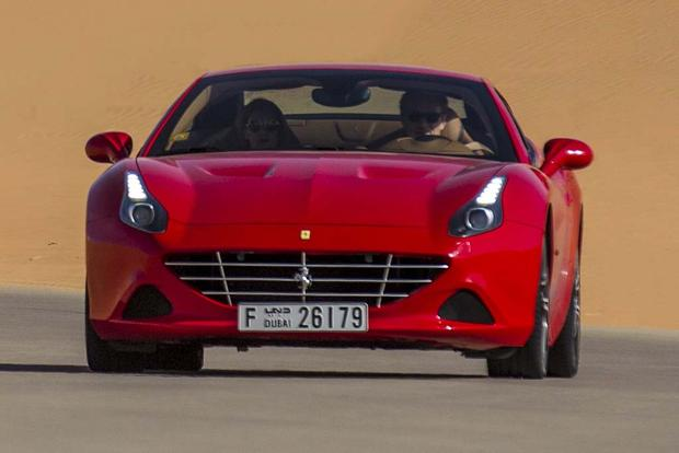 Here's the Hilarious Story of the Ferrari California's Brake Lights