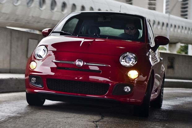 2012 FIAT 500: New Car Review featured image large thumb12