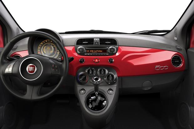 2012 FIAT 500: New Car Review featured image large thumb20