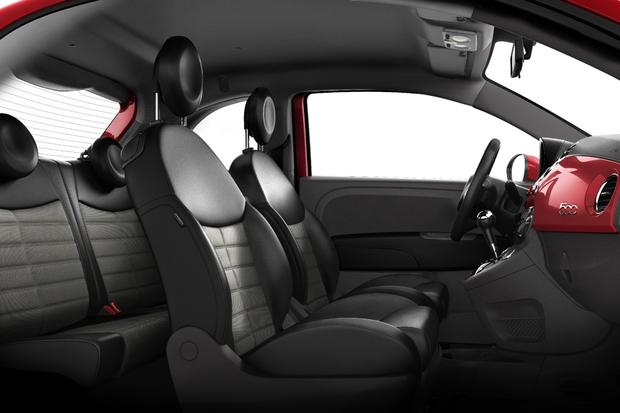 2012 FIAT 500: New Car Review featured image large thumb21