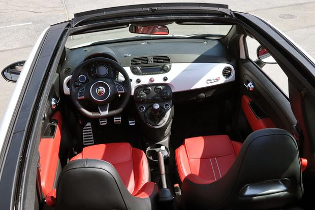 2013 Fiat Abarth Cabrio First Drive Review Autotrader