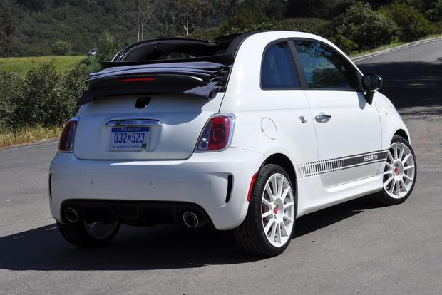 Fiat 500 Cabrio Review Autos Post