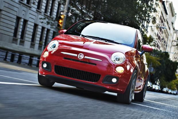 2014 FIAT 500: New Car Review featured image large thumb2