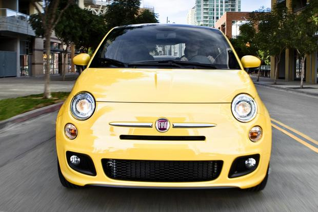 2015 FIAT 500: New Car Review featured image large thumb2