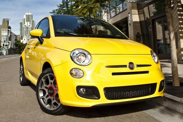 2015 FIAT 500: New Car Review featured image large thumb0