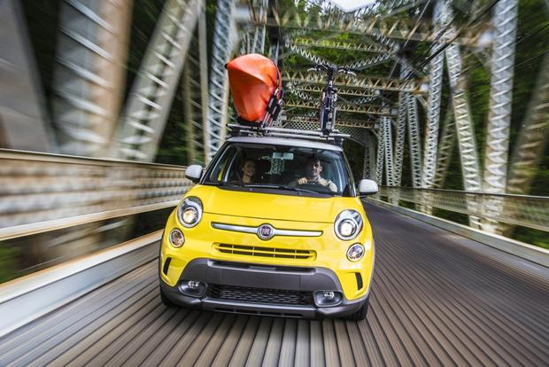 2014 FIAT 500L: New Car Review featured image large thumb1