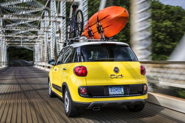 2014 FIAT 500L: New Car Review featured image large thumb0