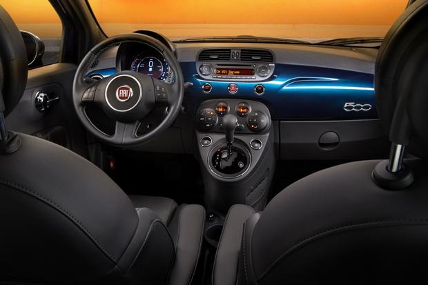 2015 FIAT 500: New Car Review featured image large thumb3