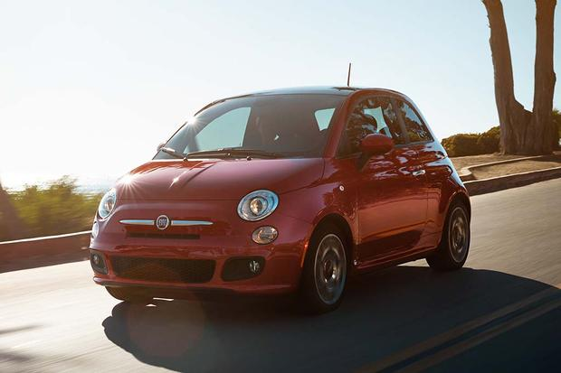 2016 FIAT 500: New Car Review