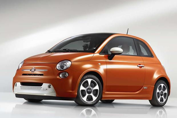 2016 FIAT 500e: New Car Review