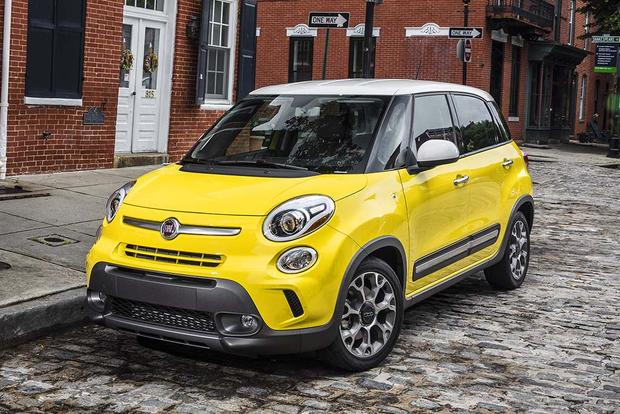 2016 FIAT 500L: New Car Review