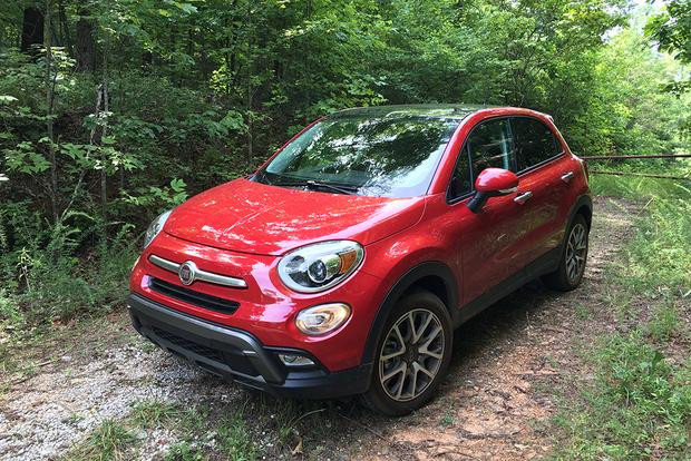 2016 FIAT 500X: Off the Beaten Path