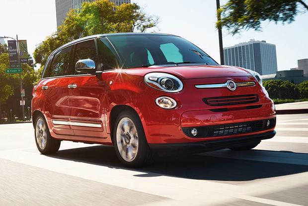 2017 FIAT 500L: New Car Review