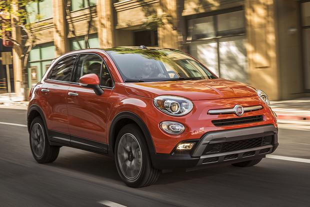 2017 fiat 500x new car review autotrader. Black Bedroom Furniture Sets. Home Design Ideas