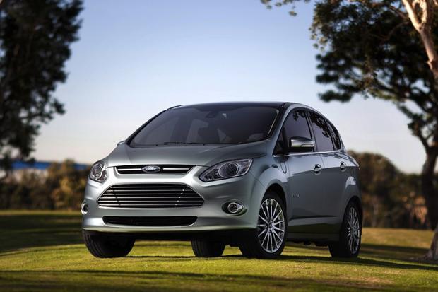 2014 ford c max energi new car review autotrader. Black Bedroom Furniture Sets. Home Design Ideas