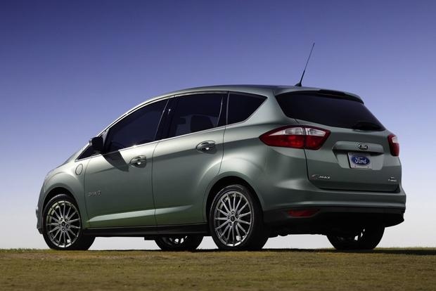2013 ford c max energi first drive review car and autos post. Black Bedroom Furniture Sets. Home Design Ideas