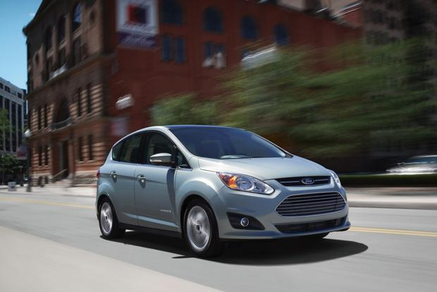 2013 Ford C-MAX Hybrid: New Car Review featured image large thumb3