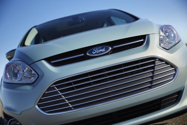 2013 Ford C-MAX Hybrid: New Car Review featured image large thumb5