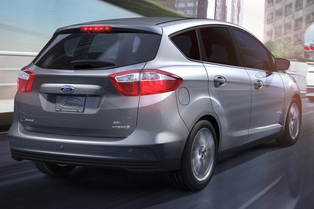 2014 Ford C-MAX Hybrid: New Car Review featured image large thumb0