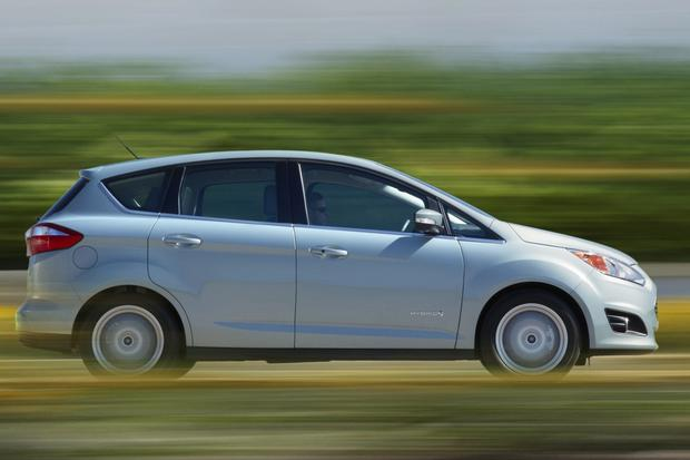 2014 Ford C-MAX Hybrid: New Car Review featured image large thumb3